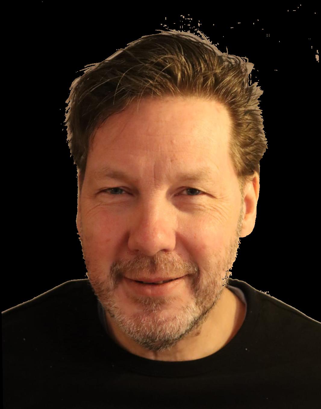 Daniel van den Berg Bestuurlid